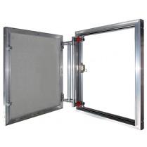 Алюминиевые люки Практика EuroFORMAT