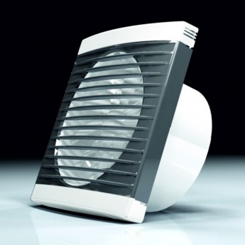 Вентилятор настенный Ø 125 Шнурок+Вилка, m³/h 150 - Modern