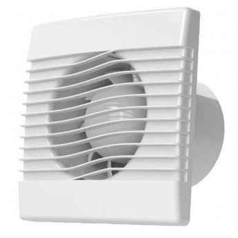 Вентилятор настенный Ø 120 Стандартный, m³/h 150