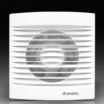 Вентилятор настенный Ø 100 Шнурок+Вилка+Обратный клапан, m³/h 100 - STYL