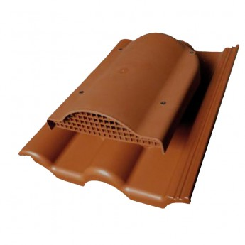 Вентилятор подкровельного пространства с проходным элементом для мягкой кровли  (при монтаже)