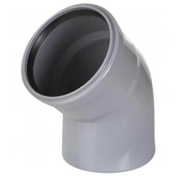 Колено трубы 110 мм