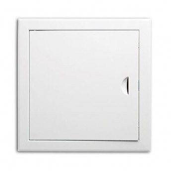 Люки металлические белые 40х100