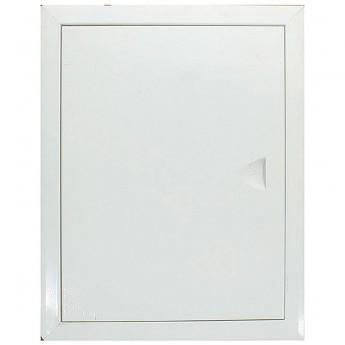 Люки металлические белые 10х30