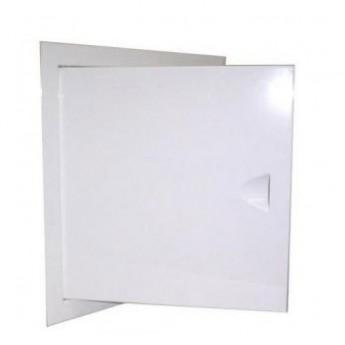Люки металлические белые 50х70