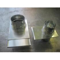 изделия  из оцинкованной стали
