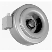 Круглый канальный вентилятор TUBE 250XL