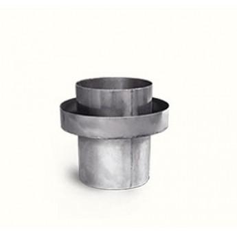 Переход d=250/180  мм из нержавеющей стали