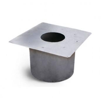 Проходной патрубок d=150 мм