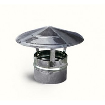 Зонт из нержавеющей стали Ø 120 мм