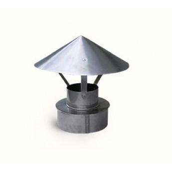 Зонт из нержавеющей стали Ø 180/250 мм