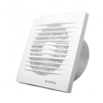 Вентилятор настенный Ø 100 Шнурок+Вилка,m³/h 100