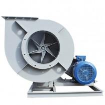 Вентилятор ВЦП 7-40 №8 исп. 5 с эл. дв.: 22 кВт 1500/1450 об/мин, правый/левый