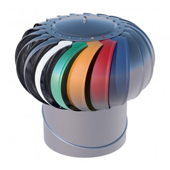 Турбо-дефлектор -ТД-145 крашенный