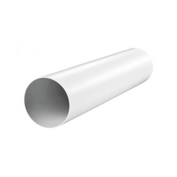 Труба-1 м для водостока оцинкованная
