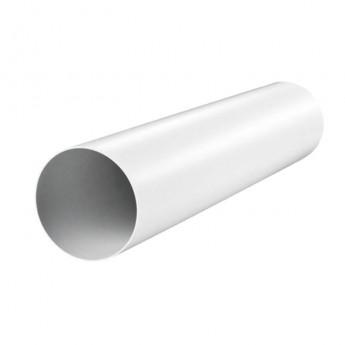 Труба 2 м для водостока оцинкованная