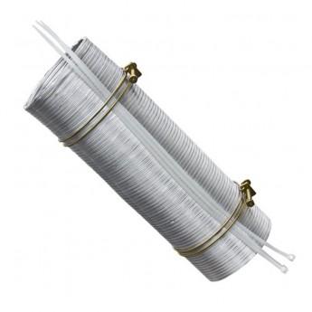 Connect-Pipe VT-110 - Гофрированная труба для соединения выхода канализации Pipe VT 110is с канализационным стояком