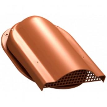Вентилятор подкровельного пространства с проходным элементом для гибкой битумной (готовой) и фальцевой кровли