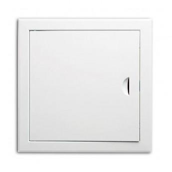 Люки металлические белые 40х60