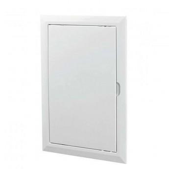 Люки металлические белые 10х25