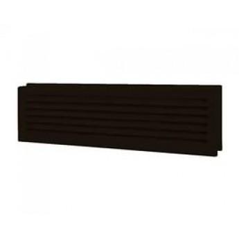 Решетка МВ 450/2 (двойная) черн
