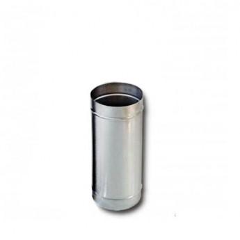 Труба из оцинкованной стали 0.5м 150 мм