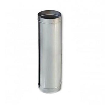 Труба из оцинкованной стали 1м 80 мм