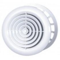Решетки вентиляционные для настенного монтажа (пластиковые)