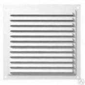 Решетки вентиляционные для настенного монтажа (металлические)