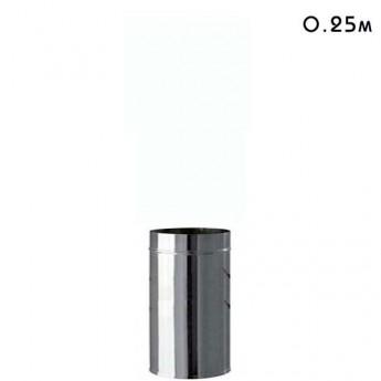 Труба из нержавеющей стали 140 мм