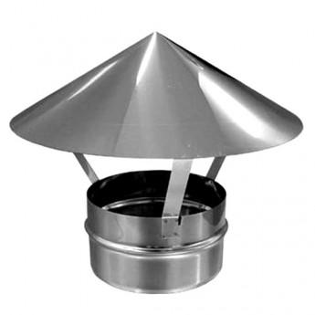 Зонт из нержавеющей стали Ø 110 мм