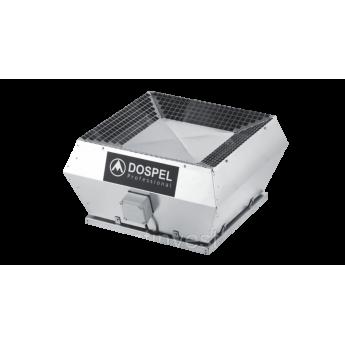 Вентилятор крышный WDD 200 / 1200m3