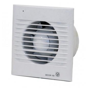 Бытовой накладной вентилятор Decor 100 CR