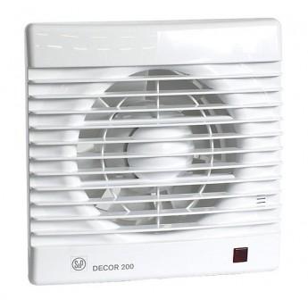 Бытовой накладной вентилятор Decor 200 CR