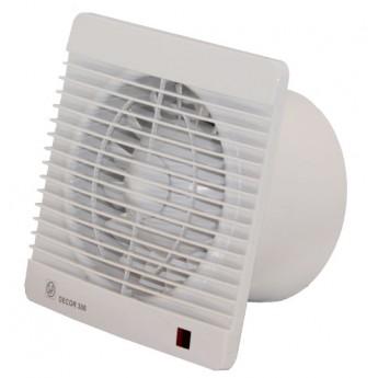 Бытовой накладной вентилятор Decor 300 C