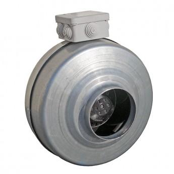 Канальный центробежный вентилятор ВКВ-100Е 250 м3/ч