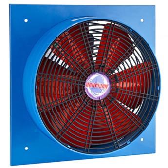 Осевые настенные вентиляторы Bahcivan (квадрат 220В)-BSMS-400-2K
