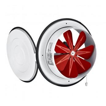 Осевые настенные вентиляторы с клапаном  BAHCIVAN (круг) BK200
