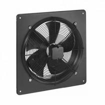 Реверсивные осевые настенные вентиляторы VANVENT  на турецких электродвигателях (квадрат) ОВ-КВ-350-П