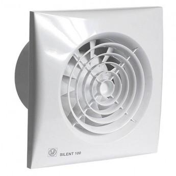 Бытовой накладной вентилятор Silent-100 CHZ