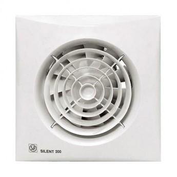 Бытовой накладной вентилятор Silent-200 CHZ